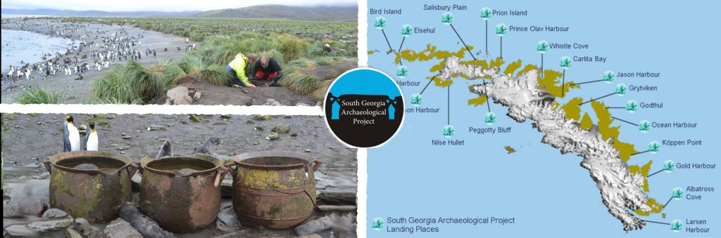 South Georgia Archaeological Expedition 2019: collection of news from the field