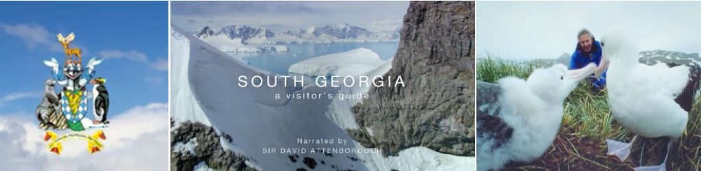 Sir David Attenborough speaks in the latest GSGSSI visitor film about the recovery of South Georgia's wildlife