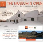 South Georgia Museum New Website