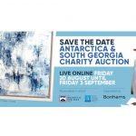 Auction is now live! – Antarctica and South Georgia Charity Auction 20th August to 3rd September