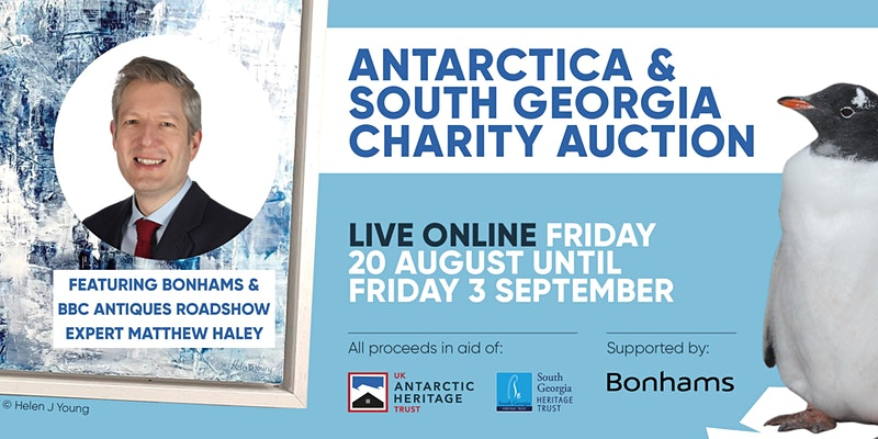 Recordings now available! Auction Event with Bonhams & BBC Antiques Roadshow Expert Matthew Haley. 1 September from 7pm