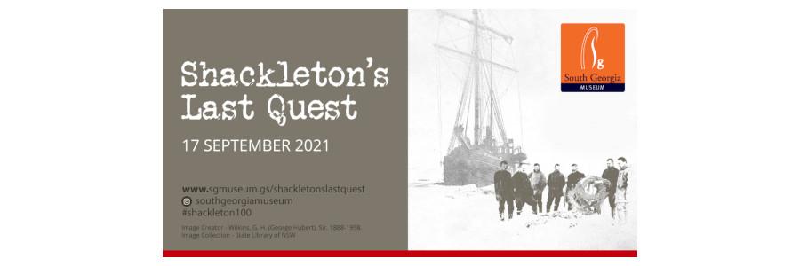 Shackleton's Last Quest – Online Exhibition